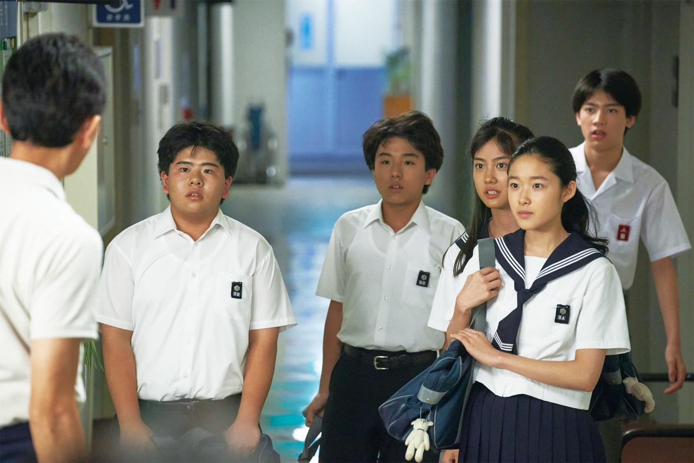 ソロモンの偽証 出演者 藤野涼子