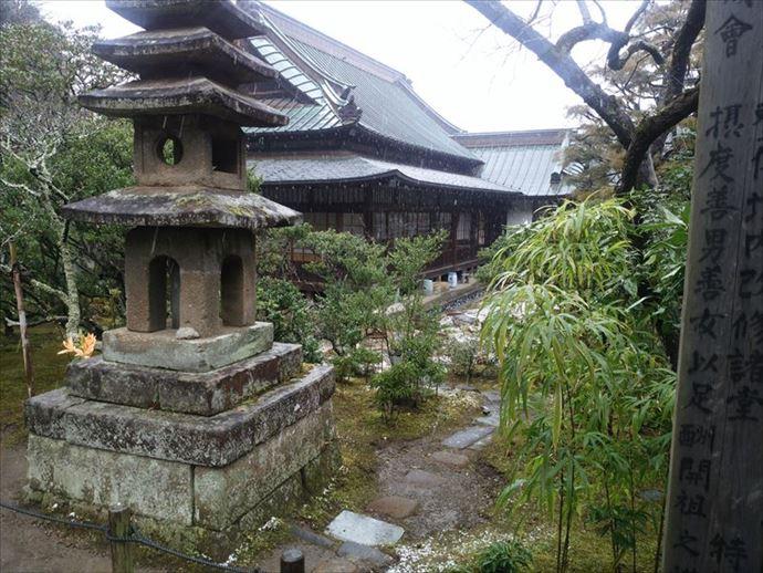 東慶寺 駆け出し女と駆け込み男 舞台 鎌倉 書院
