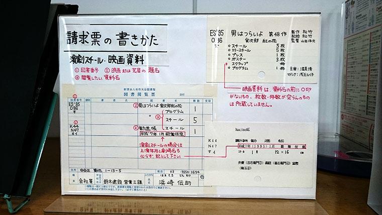 松竹大谷図書館 台本 脚本 資料 閲覧