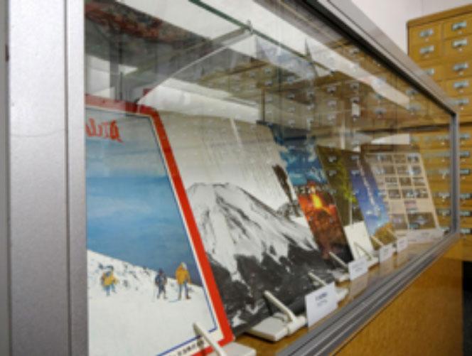 松竹大谷図書館 特別展示