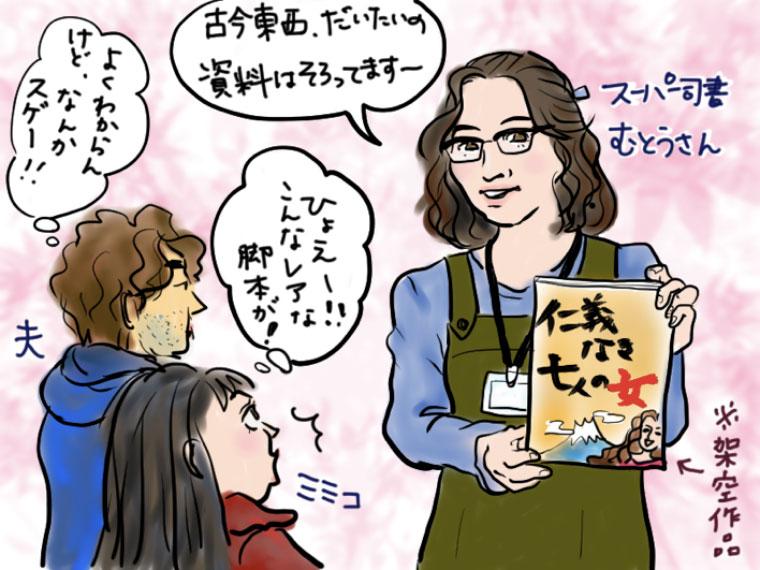 大谷図書館 映画 歌舞伎 資料