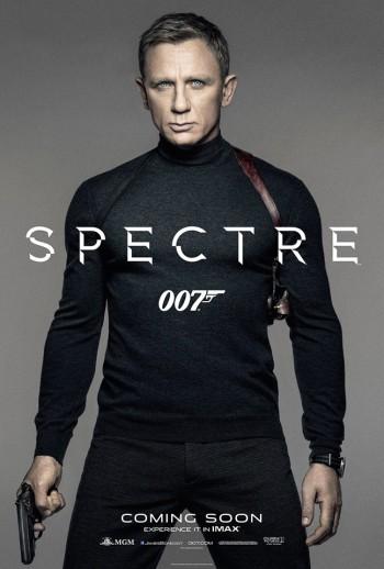 ダニエル・クレイグ 007 スペクター