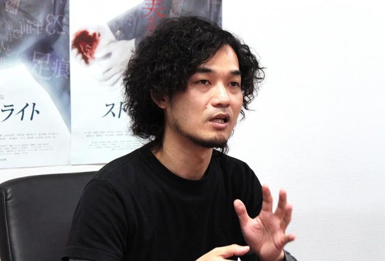 映画『ストロボ ライト』 片元亮監督 インタビュー