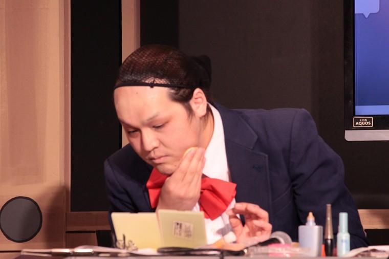BTUアニメラボ 松竹 コスプレメイク ニコニコ超会議2015 うらじゃ山下