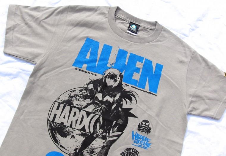 ウルトラ擬人化計画 Tシャツ