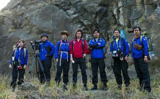 探検隊の栄光