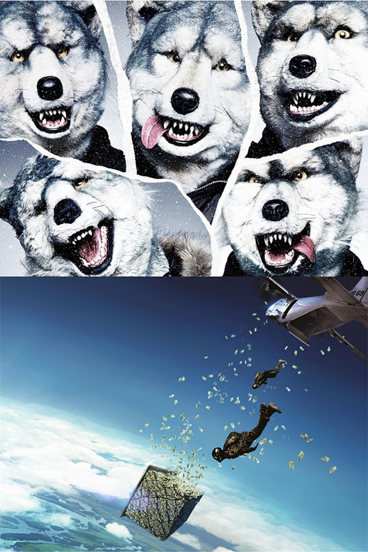 X-ミッション MAN WITH A MISSION,