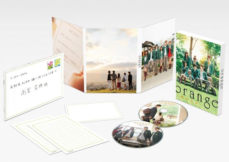 orange‐オレンジ‐ Blu-ray&DVD