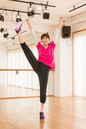 チア☆ダン〜女子高生がチアダンスで全米制覇しちゃったホントの話〜 広瀬すず