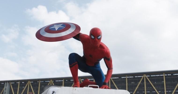 シビル・ウォー/キャプテン・アメリカ スパイダーマン