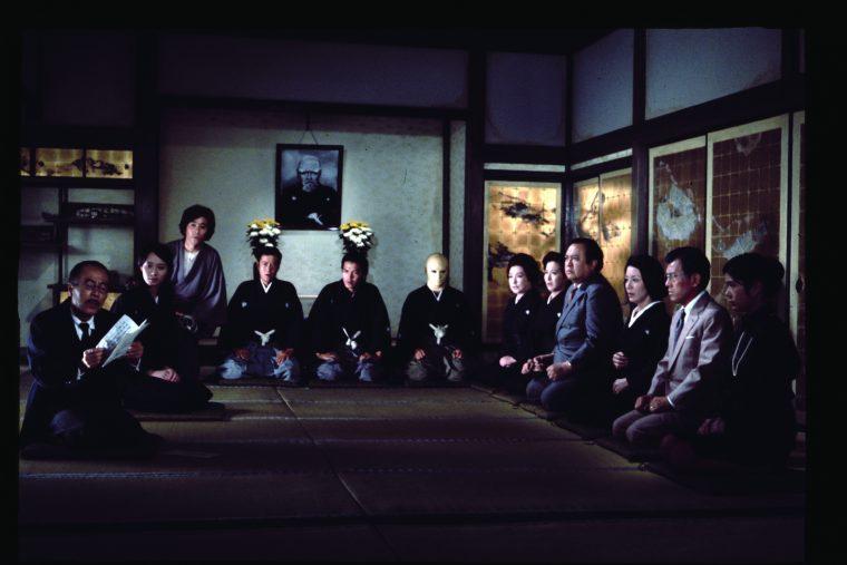 犬神家の一族 (C)KADOKAWA1976