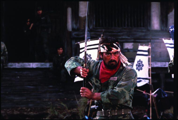 戦国自衛隊 (C)KADOKAWA1979