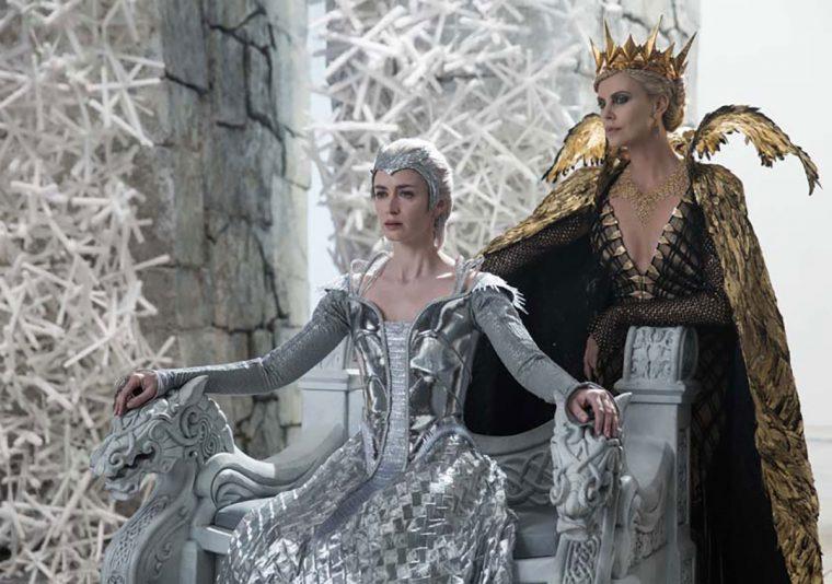 スノーホワイト-氷の王国- ブルーレイ メイン