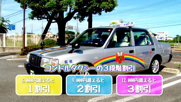 コンドルタクシー 超高速!参勤交代リターンズ14