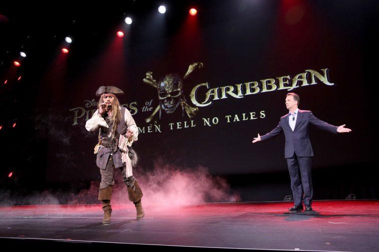 『パイレーツ・オブ・カリビアン/最後の海賊』