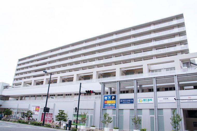 良和ハウス 広島駅前 高級マンション