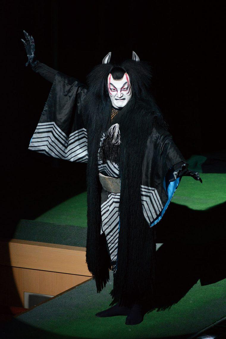 歌舞伎 あらしのよるに 中村獅童