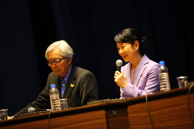 母と暮せば 核兵器のない世界へ 長崎国際会議 山田洋次 吉永小百合