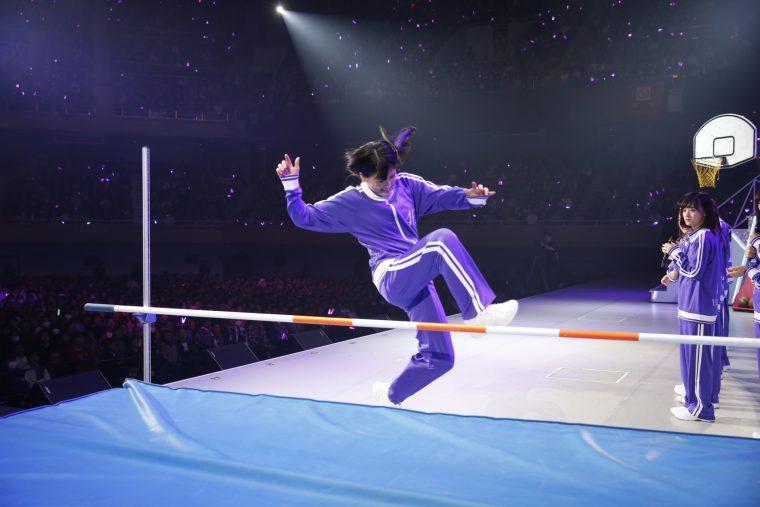乃木坂46 3期生 体力測定02