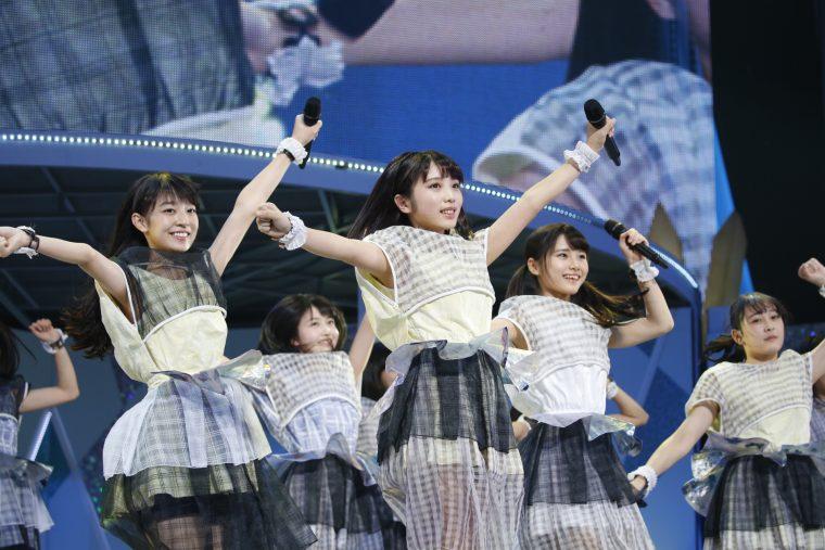 乃木坂46 3期生 ライブ02