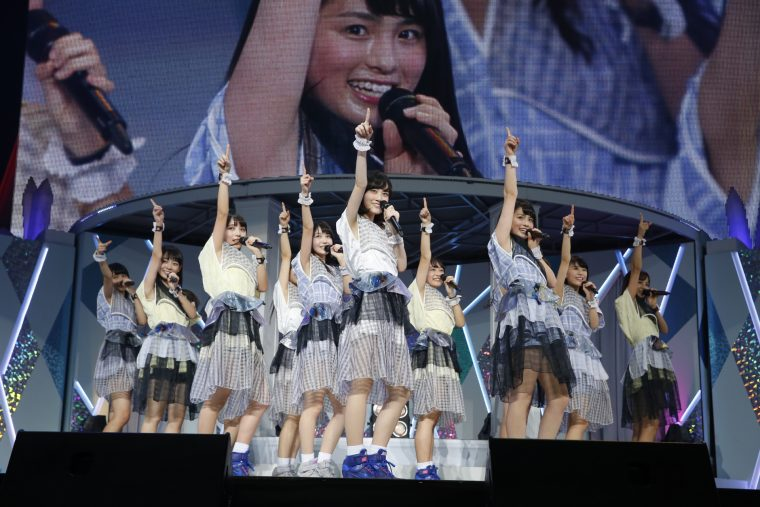 乃木坂46 3期生 ライブ08