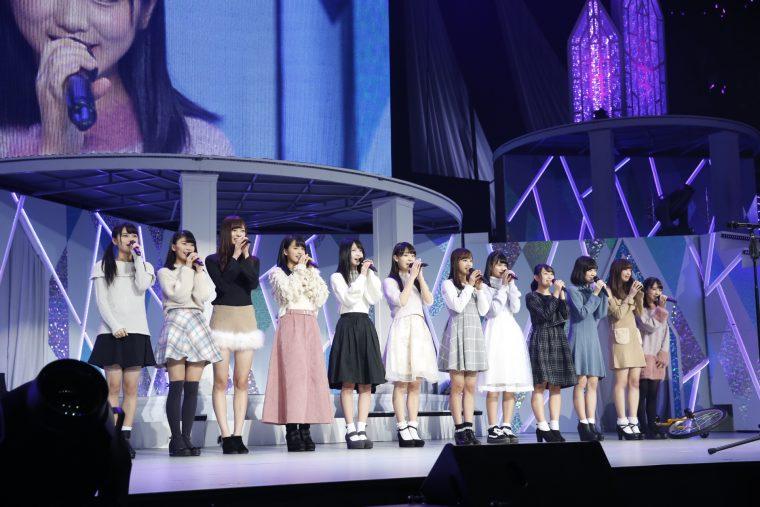 乃木坂46 3期生 集合写真