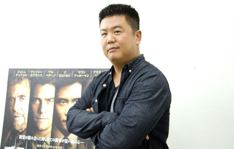 ブラック・ファイル 野心の代償 シモサワ・シンタロウ監督 独占インタビュー