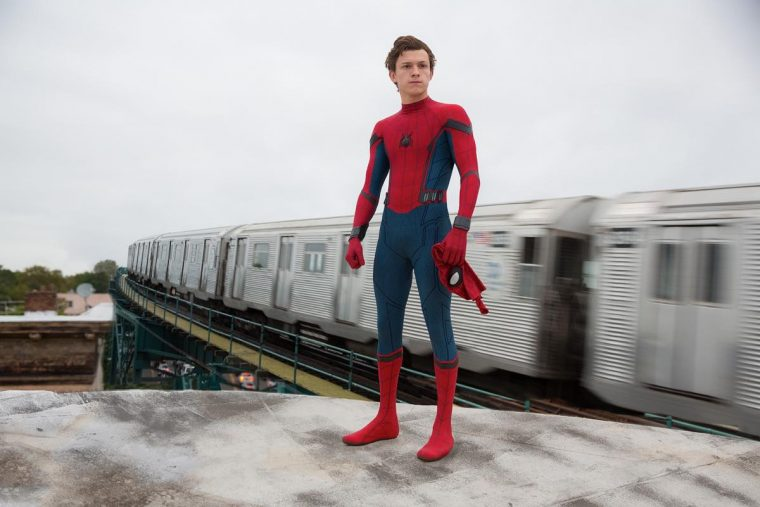スパイダーマン:ホームカミング 場面写真
