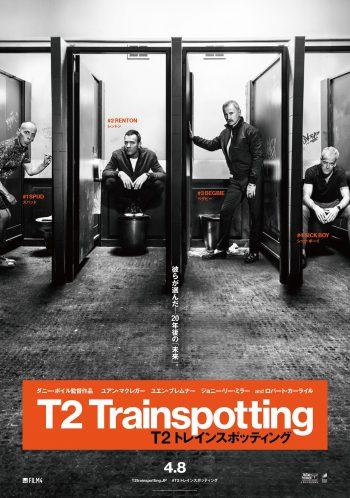 T2 トレインスポッティング ポスター
