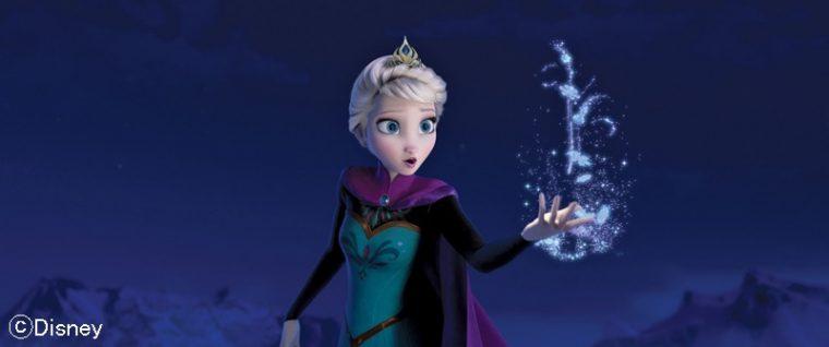 アナと雪の女王地上波初放送