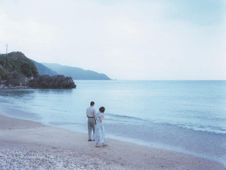 海辺の生と死 場面写真