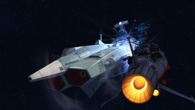 宇宙戦艦ヤマト2202 愛の戦士たち 第二章 発進篇 サブ1