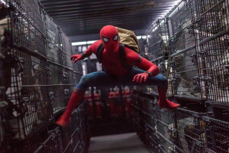 スパイダーマン:ホームカミング 場面写真4