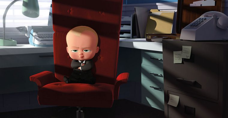 THE BOSS BABY(原題)
