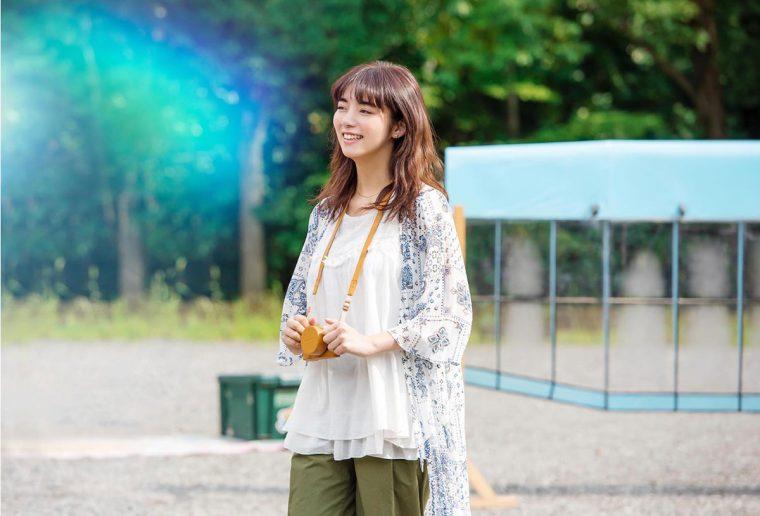 トリガール! 池田エライザ カメラ女子3