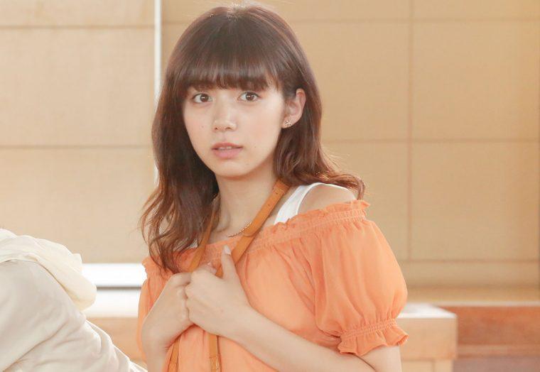 トリガール! 池田エライザ カメラ女子1